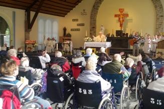 Célébration à Saint-François