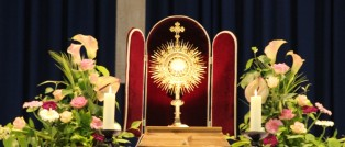 Adoration du Saint-Sacrement