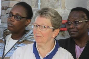 Bernadette Charlier - Pèlerinage liégeois à Banneux 2017